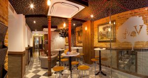 Hall Restaurante Vivares