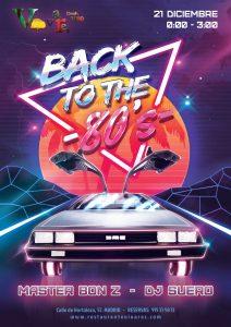 Back to de 80s con DJ SUERO en Vivares