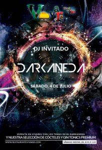 DJ invitado en Vivares