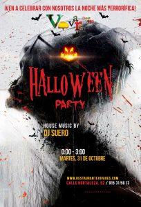 Halloween en Vivares