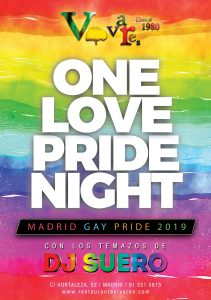 Orgullo gay en Vivares 2019