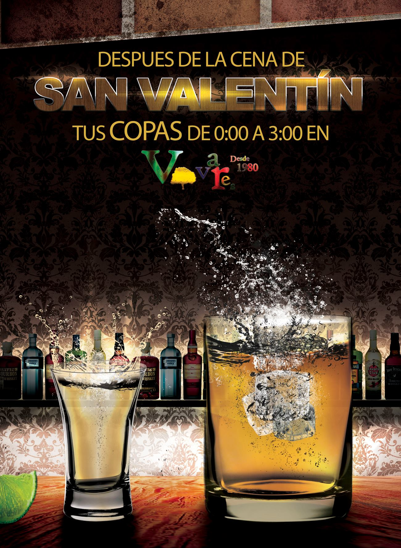 San Valentin en Vivares