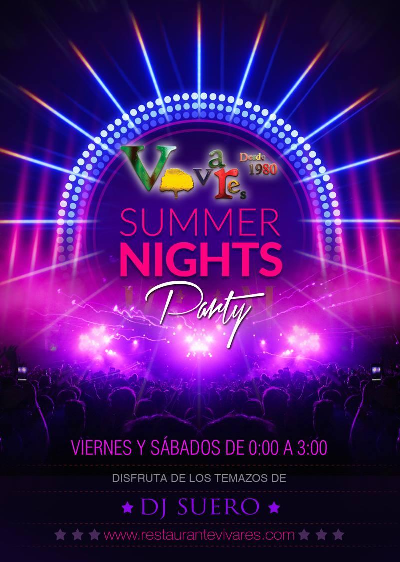 Fiesta de verano en Chueca